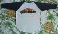 VAN HALEN Vintage Concert SHIRT 80s TOUR T 1982 Lion Jersey RAGLAN