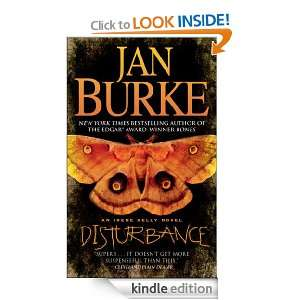 Disturbance (Irene Kelly Mysteries) Jan Burke  Kindle