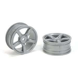 51072 1/10 Porsche Carrera GT Wheels (24mm) Toys & Games