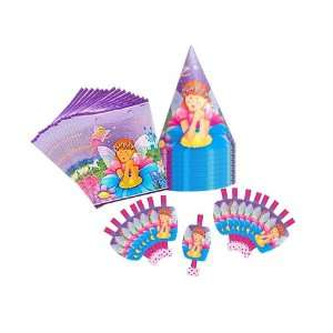 Fairy Princess Party Favor Kit for 16 Toys & Games
