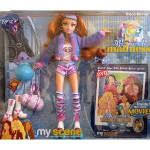 My Scene Masquerade Madness Disco Derby   Kenzie Doll