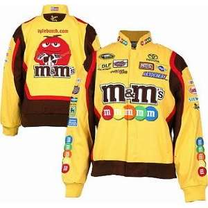Kyle Busch S LAD UNIF TWIL: Sports & Outdoors