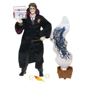 Harry Potter: Magic Powers Harry Deluxe Figure: Toys