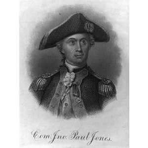 John Paul Jones,1747 1792,American naval fighter
