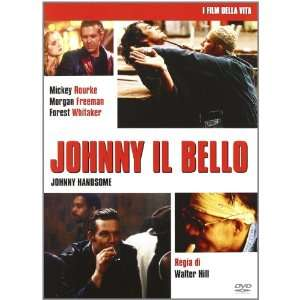 Bello (I Film della Vita) (DVD+Booklet): Mickey Rourke, Morgan Freeman