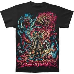 Black Dahlia Murder   T shirts   Band Clothing