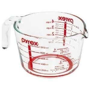 Pyrex 4C Meas Cup/Lid