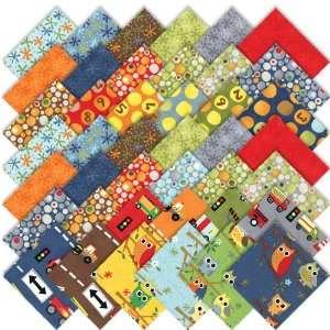 Moda Ten Little Things Charm Pack 5 Quilt Squares 30500PP