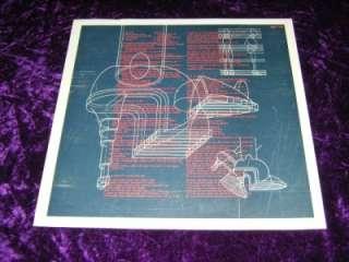 BLACK SABBATH Technical Ecstacy *LISTEN* 1976 UK VERTIGO LP + Insert