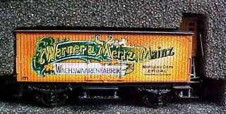 MARKLIN MINI CLUB Z SCALE 98049 ERDAL BOX CAR SET MIB