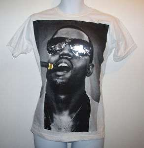 Ray guy Ray girl Kanye West T shirt White BNIP UK Seller