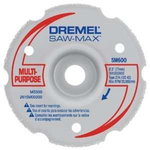 SM600 3 Inch Multi Purpose Flush Cut Carbide Wheel