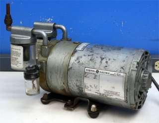 Gast 0522 V50 G18DX Rotary Vane Vacuum Pump 0522 Series
