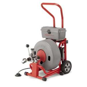 home depot drain cleaning machine