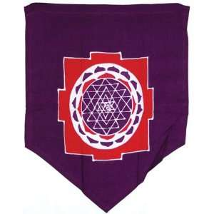 Sri Yantra Pennant: Everything Else