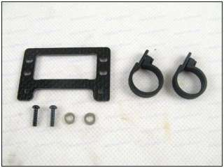 500 Helicopter Part Tarot Carbon tail servo mount set