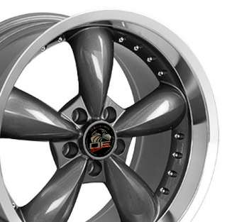 18 9/10 Gunmetal Bullitt Wheels Rims Fit Mustang® 94 04
