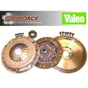 Valeo Clutch& Flywheel Kit 02 04 Audi Tt Quattro 5spd: Automotive