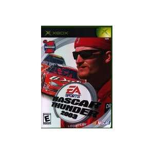 Nascar Thunder 2003  Xbox Video Games