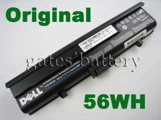 56WH Genuine battery Dell XPS M1330 1330 WR050 Laptop