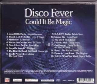 TIME LIFE DISCO FEVER COMPLETE 13 CD VHTF RARE