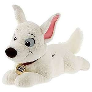 Disney Bolt Movie Exclusive 12 Inch Deluxe Plush Figure