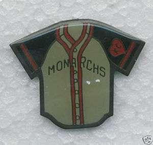 Negro League KANSAS CITY MONARCHS 1945 JERSEY Lapel Pin