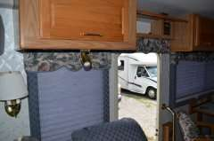 1996 Fleetwood PACE ARROW Vision 35 Class A Motorhome RV Camper Coach