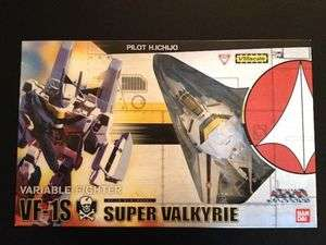Robotech Macross 1/55 Variable Fighter VF 1S Super Valkyrie Veritech