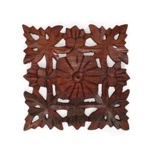 Design   Square Good Work Wood Work rive [Floral Design  Home