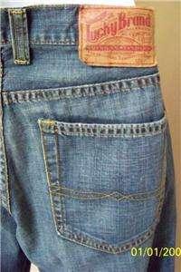 NWT Lucky Brand Jeans Sz 6 Vintage Straight 28 / 29