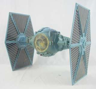 Vintage Star Wars Battle Damaged TIE Fighter