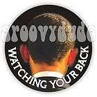 Watching Your Back President Barack OBAMA 2012 Campaign Button Pin