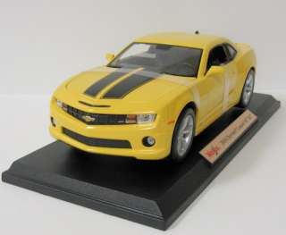 2010 Chevrolet Camaro SS RS Diecast Model Car   Maisto   118 Scale