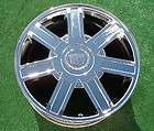 STOCK 4 FACTORY 18 GM CADILLAC STS CTS DTS OEM CHROME WHEELS RIMS