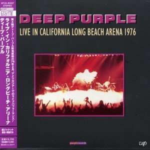 Live in California Long Beach Deep Purple Music