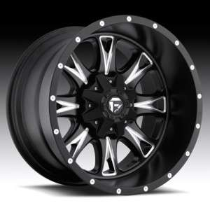 OFFROAD Throttle Wheel SET XD Black 18x10 RIMS FORD CHEVY DODGE WHEELS