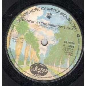 INCH (7 VINYL 45) UK WARNER BROS 1978 ROY WOOD WIZZO BAND Music