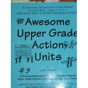 units: An elementary school upper grades physical education book