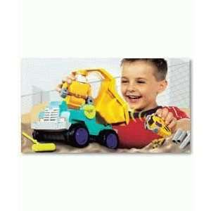 Tomy Mighty Movers Dump Truck Toys & Games