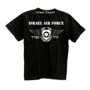 Israel Army Air Force Pilot Wings T shirt XL Everything Else