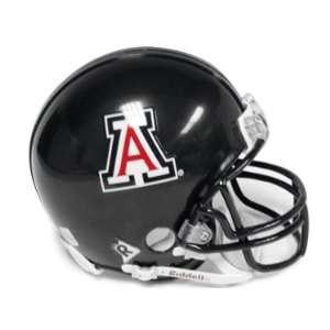 Arizona Wildcats Miniature Replica NCAA Helmet w/Z2B Mask