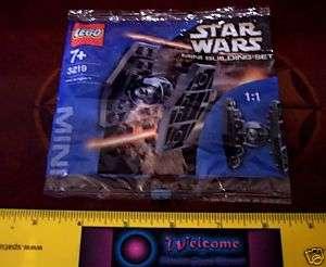 LEGO 3219 STAR WARS CLASSIC TIE FIGHTER MINI KIT   NEW