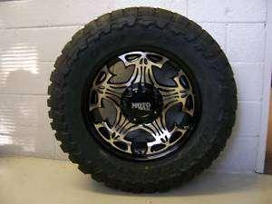20 Moto Metal 909 Black Skull 37x13.50 20 37x13.50R20 Toyo MT 37 Mud