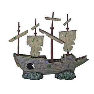SPOT ENGLISH WAR SHIP LG 17 Pet Supplies