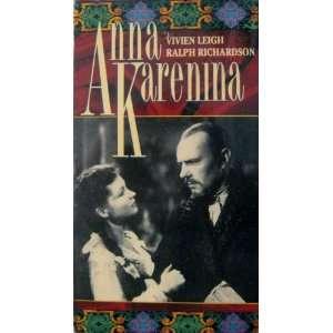 Anna Karenina [VHS]
