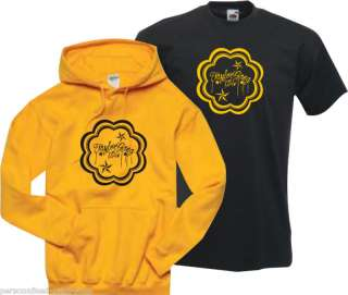 wiz khalifa TAYLOR GANG hoody or T Shirt black yellow
