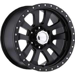 American Eagle 63 20x9 Matte Black Wheel / Rim 8x170 with