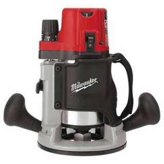 Milwaukee 2 1/4 Max HP BodyGrip Router 5616 NEW 045242032860
