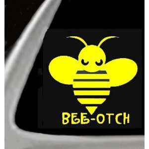 BEE OTCH Bumble Bee Vinyl STICKER / DECAL for Cars,Trucks